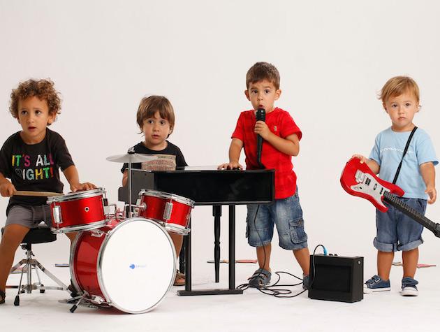 6 начина, по които музиката влияе на детския мозък